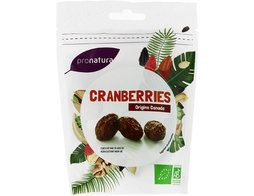 Cranberries BIO Pronatura - 125 g