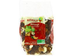 Mélange de fruits secs BIO Naturalia - 400 g