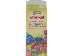 Jus de fruits rouges BIO Voelkel - 75 cl
