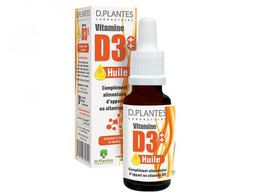 Vitamine D3++ D.plantes - 20 ml