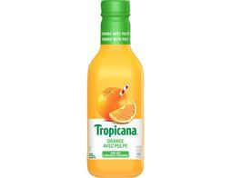 Jus d'orange avec pulpe Tropicana - 90 cl