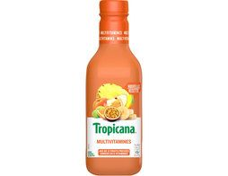 Jus de fruit multivitaminés Tropicana - 90 cl