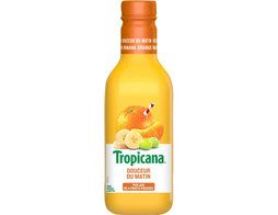 Jus multi-fruits Douceur du matin Tropicana - 90 cl