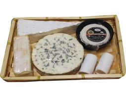 Plateau de fromages Traditions Fromagères - 595 g