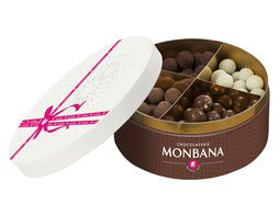Assortiment de gourmandises au chocolat Monbana - 360 g