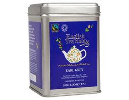 Thé noir Earl Grey Bio Bio English Tea Shop - 100 g