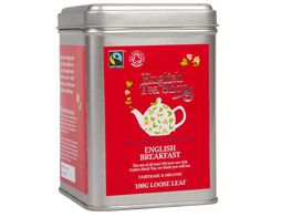Thé noir English Breakfast Bio Bio English Tea Shop - 100 g