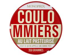 Coulommiers Monoprix - 350 g