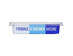 Fromage à tartiner nature Monoprix - 150 g