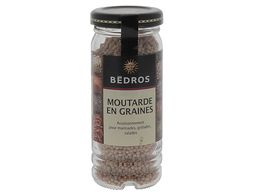 Graines de moutarde Bedros - 65 g