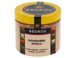 Gingembre moulu Bedros - 80 g