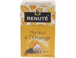 Thé noir à l'orange Renuté - 1,6 g