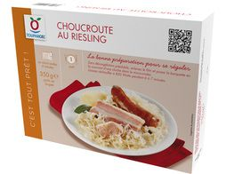Choucroute au Riesling - 350 g