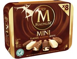Assortiment de 8 mini Magnum - 400 g