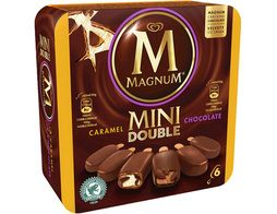 Assortiment de 8 mini Magnum double - 400 g