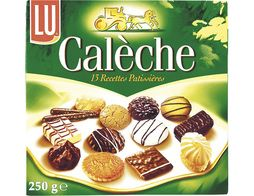 Assortiment de biscuits Calèche LU - 250 g