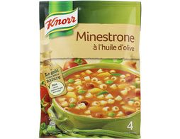 Minestrone à l'huile d'olive Knorr - 4 parts