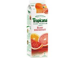 Tropicana Ruby breakfast - 1 l