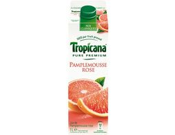 Jus pamplemousse rose Tropicana - 1 l