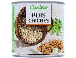 Pois chiches Casino - 265 g