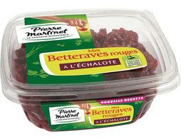 Betteraves rouges à l'échalote Pierre Martinet - 300 g