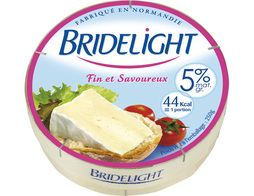 Fromage Bridelight extra-léger - 250 g