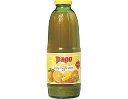 Jus d'orange, carotte et citron Pago - 75 cl