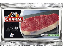 1 faux-filet Charal - 170 g environ