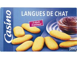 Langues de chat Casino - 200 g