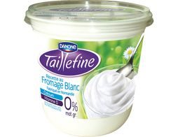 Yaourt Taillefine au fromage blanc nature Danone - 850 g
