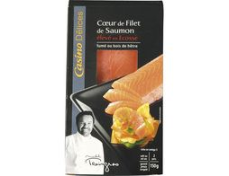 Coeur de filet de saumon Casino Délices - 150 g