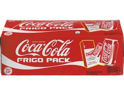 Coca Cola frigo pack - 10 x 33 cl
