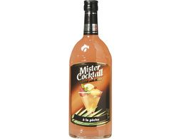 Mister Cocktail pêche, sans alcool - 75 cl