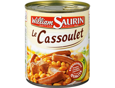 Le cassoulet William Saurin - 840 g