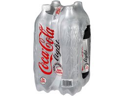 Coca-Cola light - 4 x 1,5 l