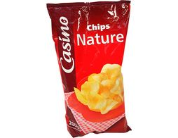 Chips nature Casino - 200 g