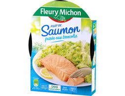 Filet de saumon Fleury Michon - 300 g
