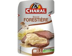 Sauce forestière Charal - 120 g