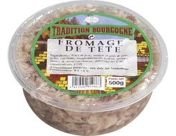 Fromage de tête Tradition Bourgogne - 500 g