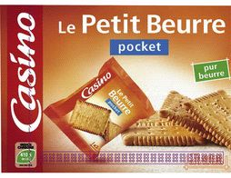 Le Petit Beurre pocket Casino - 300 g