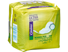 14 protections serviettes ultra normal plus Casino