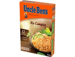 Riz complet Uncle Ben's - 500 g
