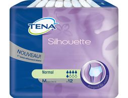 12 silhouette normal Tena